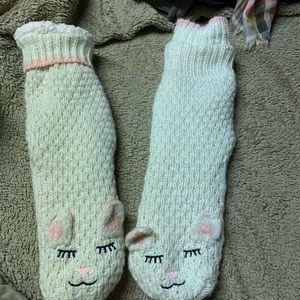 Sheep Sock Slippers